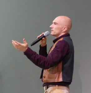 Vortrag über die Stimme