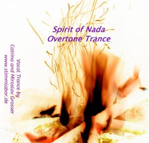CD-Cover Spirit of Nada