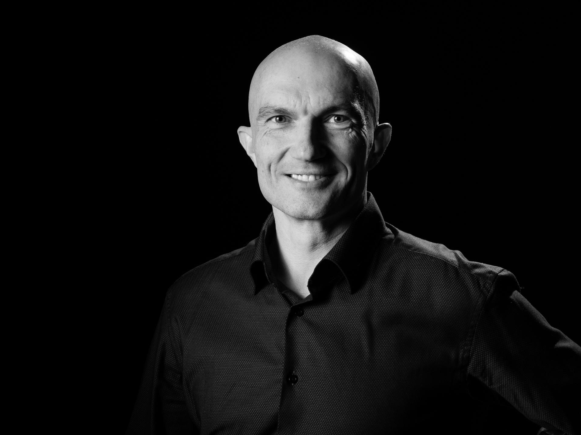 Portrait Miroslav Großer